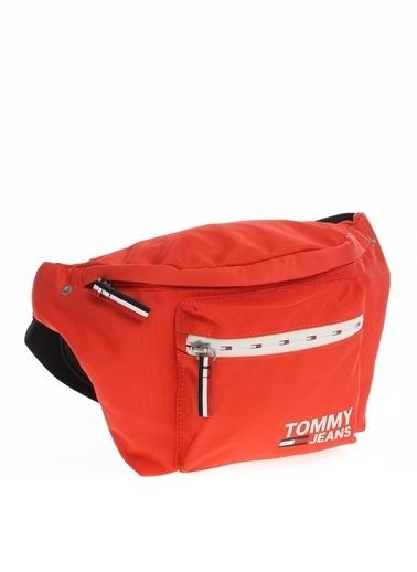 Tommy Hilfiger Kadın Tjw Cool City Bumbag Messenger / Askılı Çanta AW0AW07375 Renkli